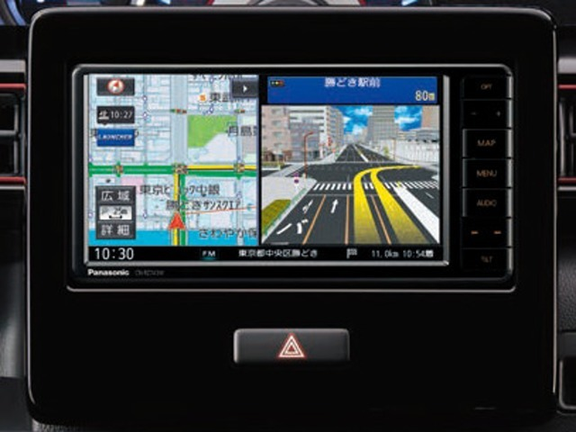 Aプラン画像:◆200mmワイドモデル 12セグ/ワンセグ地上デジタルテレビチューナー内蔵◆ボタンが大きく使いやすい!※くわしくはスタッフまでお問い合わせください。