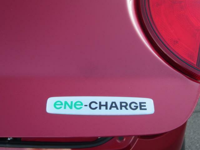 クルマの発電にムダなガソリンを使わず低燃費な【エネチャージ】