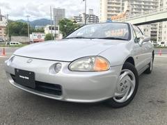 ホンダ CR-Xデルソル の中古車 1.6 SiR 兵庫県神戸市中央区 125.0万円