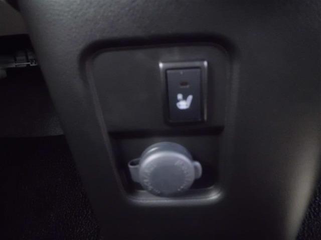 運転席シートにシートヒーターが装備されております!