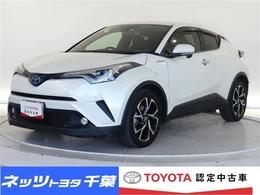 トヨタ C-HR ハイブリッド 1.8 G /Mナビ・LEDライト・購入時タイヤ4本交換