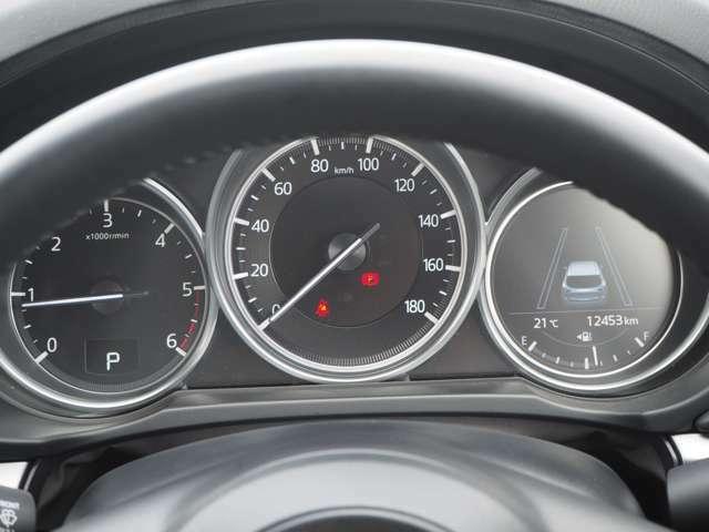 メーター周りもご確認下さい。走行12453キロです。