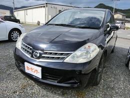 日産 ティーダ 1.5 15M FOUR 4WD 純正ナビ&フルセグTV キーレス