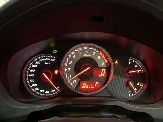 260km/hメーター☆
