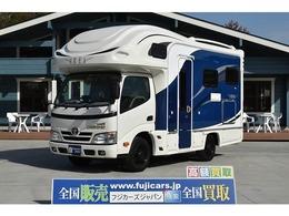 トヨタ カムロード ナッツRV クレア5.3Xエボリューション 家庭用エアコン 1500Wインバーター ナビ