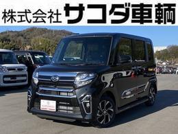 ダイハツ タント 660 カスタム X スタイルセレクション スマートアシストIII コーナーセンサ―