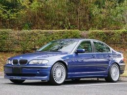 BMWアルピナ B3 S 3.3 リムジン スイッチトロニック 記録簿15枚有 品質優先 HDDナビ 本革SR