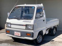 スズキ キャリイ KC タイベル交換済 4速MT 4WD