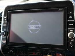 純正SD9型ナビゲーション。フルセグ、DVD再生、Bluetooth搭載♪
