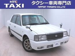トヨタ コンフォート SG LPG タクシー 白全塗装済