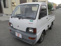 三菱 ミニキャブトラック 660 TL 三方開 4WD