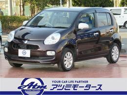 トヨタ パッソ 1.3 プラスハナ 車検4年9月 スマートキー オートエアコン