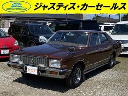トヨタ クラウン スーパーサルーンEFI 4速MT車