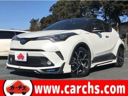 トヨタ C-HR ハイブリッド 1.8 G LED エディション /1オーナー/衝突軽減/モデリスタ/純正ナビ