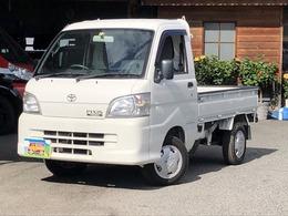 トヨタ ピクシストラック 660 スペシャル エアコン・パワステバージョン 3方開 5速マニュアル ETC付 車検令和3年3月