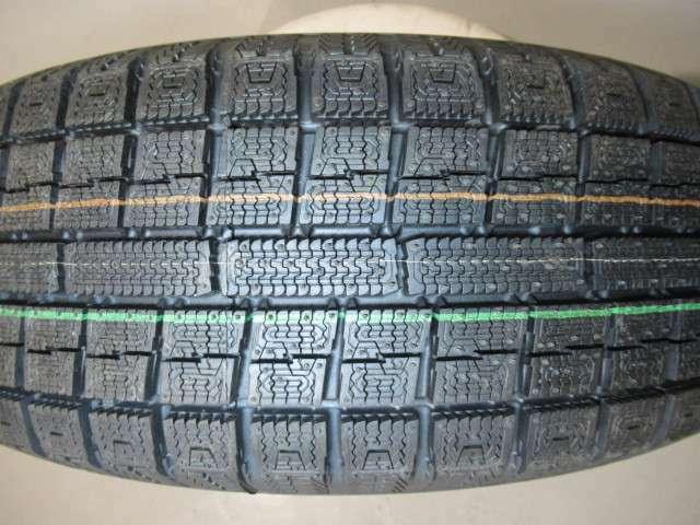 ☆積込タイヤ☆タイヤは新品なのでタイヤ交換後も安心!