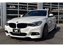 BMW 3シリーズグランツーリスモ 320i Mスポーツ 純正ナビ HID パワーテールゲート