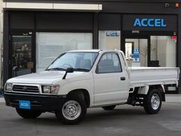 トヨタ ハイラックス シングルキャブ 高床 積載1t ガソリン車 5MT