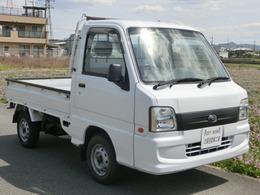 スバル サンバートラック 660 TB 三方開 パワステ エアコン 5速マニュアル
