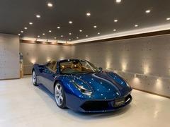 フェラーリ 488スパイダー の中古車 F1 DCT 北海道札幌市白石区 3650.0万円