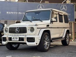 メルセデス・ベンツ Gクラス G550 ロング 4WD 現行Lookエアロ&純正AMG20インチホイール
