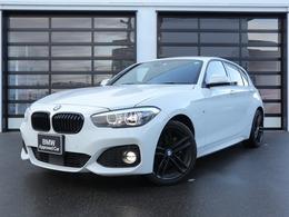 BMW 1シリーズ 118d Mスポーツ エディション シャドー ACC 全方位PDC 社外ドラレコ 黒革