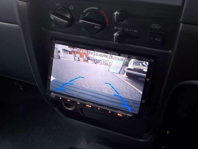 ☆便利なバックカメラ装備!後ろに物があるかないか、死角が確認可能!駐車が安心ですね♪