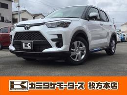 トヨタ ライズ 1.0 X S コンパクトSUV・ターボ車・キーフリー