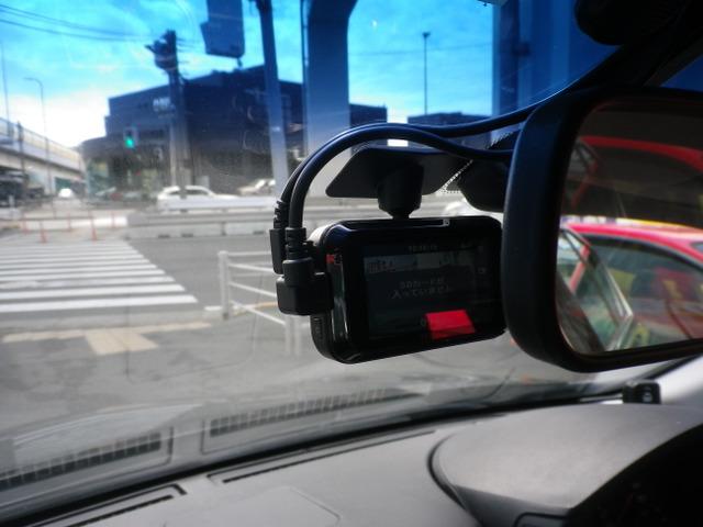 ケンウッド製ドライブレコーダー。