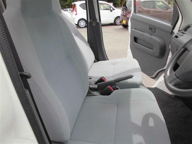 シンプルな運転席ですので、どなたでもすぐ慣れて頂けます!