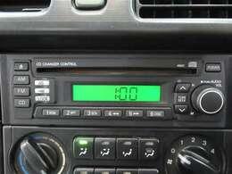 オーディオはAM・FMラジオのみです