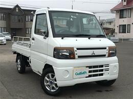 三菱 ミニキャブトラック 660 Vタイプ 4WD 4WD ワンオーナー