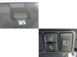 トヨタの先進安全機能TSS搭載のサポカーです。
