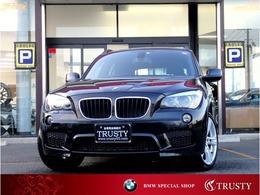BMW X1 xドライブ 20i Mスポーツ 4WD 純正18AW 純正フルエアロ 1年保証