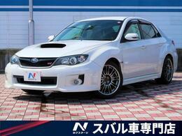 スバル インプレッサSTI 2.5 WRX Aライン 4WD C型 禁煙車 キャメルレザー SDナビ ETC