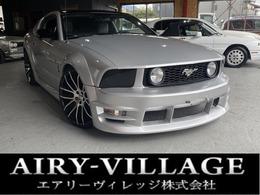 フォード マスタング V6 クーペ プレミアム GTワイドボディ/ジオバンナ22インチAW