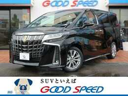 トヨタ アルファード 2.5 S タイプゴールド 新車未登録 サンルーフ LED 両側電動 7人