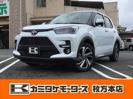 トヨタ ライズ 1.0 Z コンパクトSUV・キーフリー・ターボ車