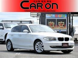 BMW 1シリーズ 116i 車検整備付 ナビ ETC スマキー