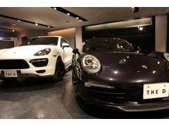 新車、中古車問わず各種メーカーを幅広く取り扱いしております。