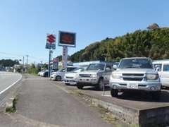 軽自動車から、普通車まで幅広くお車の販売をさせて頂いています☆新車販売やリースも取り扱いがあります!