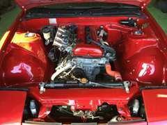 ボディメイク、サスペンションセッティング、エンジンチューン