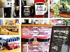 店内カフェスペースの様子です。いつでもお気軽にお越しください(*^_^*)