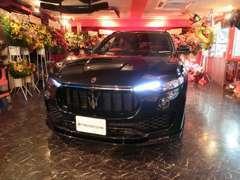 ランボルギーニ以外にも国産車も販売しております。