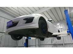国産車、輸入車だけではなくスポーツカーも得意としております!お気軽にお問い合わせ下さい。