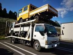 買取もやってます! 出張査定大歓迎 バン トラック バス 不動車も積載車で買取、引取りOKです。