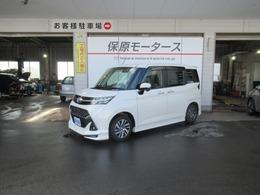 トヨタ タンク 1.0 カスタム G 4WD 8インチナビ TV