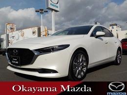 マツダ MAZDA3セダン 2.0 20S プロアクティブ ツーリング セレクション 当社試乗車アップ 360度モニター 禁煙車