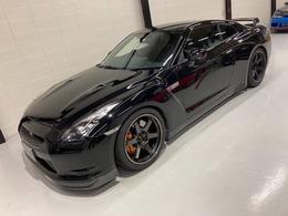 日産 GT-R 3.8 プレミアムエディション 4WD ブーストアップ 車高調 RAYSアルミホイール