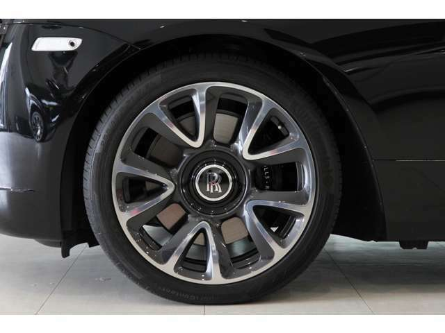 ★21インチ 10 spoke part polished wheels★